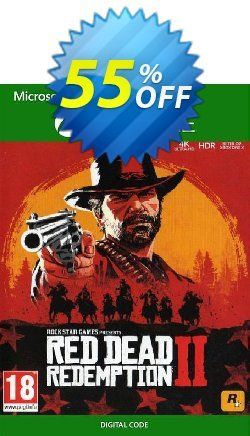 Red Dead Redemption 2 Xbox One - UK  Coupon discount Red Dead Redemption 2 Xbox One (UK) Deal - Red Dead Redemption 2 Xbox One (UK) Exclusive Easter Sale offer for iVoicesoft