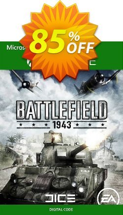 Battlefield 1943 Xbox One Coupon discount Battlefield 1943 Xbox One Deal - Battlefield 1943 Xbox One Exclusive Easter Sale offer for iVoicesoft