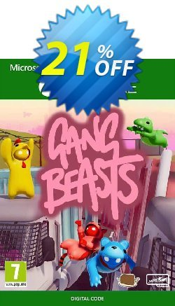 Gang Beasts Xbox One - US  Coupon discount Gang Beasts Xbox One (US) Deal - Gang Beasts Xbox One (US) Exclusive Easter Sale offer for iVoicesoft