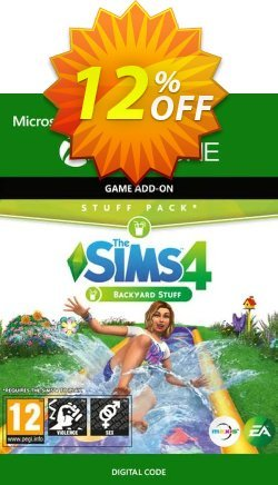 The Sims 4 - Backyard Stuff Xbox One Coupon discount The Sims 4 - Backyard Stuff Xbox One Deal - The Sims 4 - Backyard Stuff Xbox One Exclusive Easter Sale offer for iVoicesoft