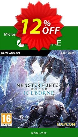 Monster Hunter World: Iceborne Xbox One Coupon discount Monster Hunter World: Iceborne Xbox One Deal - Monster Hunter World: Iceborne Xbox One Exclusive Easter Sale offer for iVoicesoft