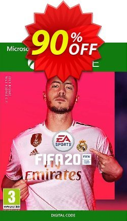 FIFA 20 Xbox One - UK  Coupon discount FIFA 20 Xbox One (UK) Deal - FIFA 20 Xbox One (UK) Exclusive Easter Sale offer for iVoicesoft