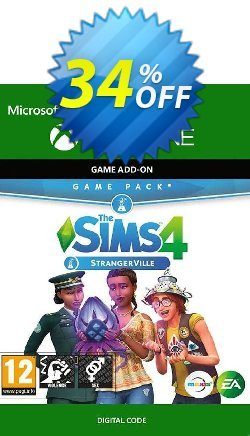 The Sims 4: StrangerVille Xbox One Coupon discount The Sims 4: StrangerVille Xbox One Deal. Promotion: The Sims 4: StrangerVille Xbox One Exclusive Easter Sale offer for iVoicesoft