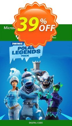 Fortnite - Polar Legends Pack Xbox One Coupon discount Fortnite - Polar Legends Pack Xbox One Deal - Fortnite - Polar Legends Pack Xbox One Exclusive Easter Sale offer for iVoicesoft