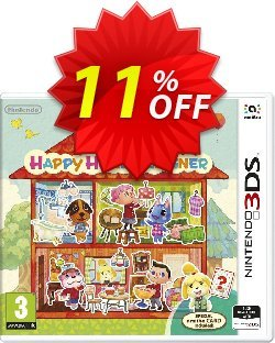Animal Crossing: Happy Home Designer 3DS - Game Code Coupon discount Animal Crossing: Happy Home Designer 3DS - Game Code Deal - Animal Crossing: Happy Home Designer 3DS - Game Code Exclusive Easter Sale offer for iVoicesoft