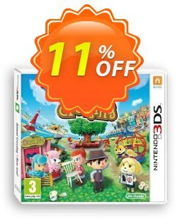 Animal Crossing: New Leaf 3DS - Game Code Coupon discount Animal Crossing: New Leaf 3DS - Game Code Deal - Animal Crossing: New Leaf 3DS - Game Code Exclusive Easter Sale offer for iVoicesoft