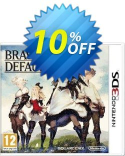 Bravely Default 3DS - Game Code Coupon discount Bravely Default 3DS - Game Code Deal - Bravely Default 3DS - Game Code Exclusive Easter Sale offer for iVoicesoft