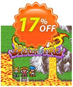 Breath of Fire 3DS - Game Code - ENG  Coupon discount Breath of Fire 3DS - Game Code (ENG) Deal - Breath of Fire 3DS - Game Code (ENG) Exclusive Easter Sale offer for iVoicesoft