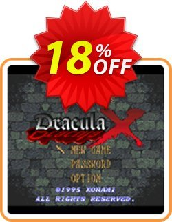 Castlevania Dracula X 3DS - Game Code - ENG  Coupon discount Castlevania Dracula X 3DS - Game Code (ENG) Deal. Promotion: Castlevania Dracula X 3DS - Game Code (ENG) Exclusive Easter Sale offer for iVoicesoft