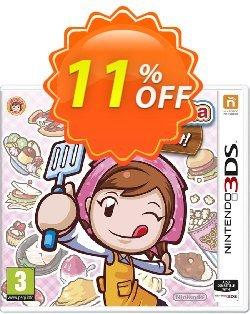 Cooking Mama 5: Bon Appétit! 3DS - Game Code Coupon discount Cooking Mama 5: Bon Appétit! 3DS - Game Code Deal - Cooking Mama 5: Bon Appétit! 3DS - Game Code Exclusive Easter Sale offer for iVoicesoft