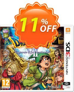 Dragon Quest VII 7: Fragments of the Forgotten Past 3DS - Game Code Coupon discount Dragon Quest VII 7: Fragments of the Forgotten Past 3DS - Game Code Deal. Promotion: Dragon Quest VII 7: Fragments of the Forgotten Past 3DS - Game Code Exclusive Easter Sale offer for iVoicesoft