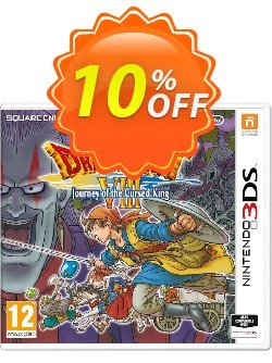 Dragon Quest VIII 8 Journey of the Cursed King 3DS - Game Code Coupon discount Dragon Quest VIII 8 Journey of the Cursed King 3DS - Game Code Deal - Dragon Quest VIII 8 Journey of the Cursed King 3DS - Game Code Exclusive Easter Sale offer for iVoicesoft