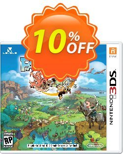 Fantasy Life 3DS - Game Code Coupon discount Fantasy Life 3DS - Game Code Deal. Promotion: Fantasy Life 3DS - Game Code Exclusive Easter Sale offer for iVoicesoft
