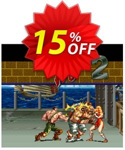 Final Fight 2 3DS - Game Code - ENG  Coupon discount Final Fight 2 3DS - Game Code (ENG) Deal - Final Fight 2 3DS - Game Code (ENG) Exclusive Easter Sale offer for iVoicesoft