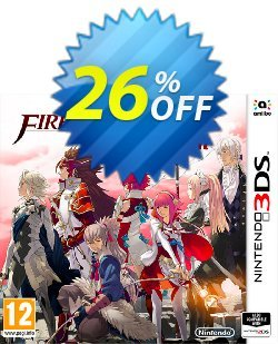 Fire Emblem Fates 3DS - Game Code Coupon discount Fire Emblem Fates 3DS - Game Code Deal. Promotion: Fire Emblem Fates 3DS - Game Code Exclusive Easter Sale offer for iVoicesoft