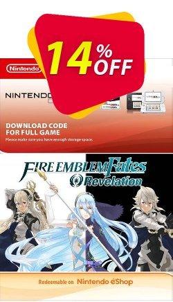 Fire Emblem Fates: Revelation 3DS Coupon discount Fire Emblem Fates: Revelation 3DS Deal - Fire Emblem Fates: Revelation 3DS Exclusive Easter Sale offer for iVoicesoft