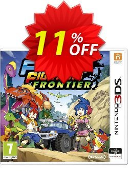 Fossil Fighters Frontier 3DS - Game Code Coupon discount Fossil Fighters Frontier 3DS - Game Code Deal. Promotion: Fossil Fighters Frontier 3DS - Game Code Exclusive Easter Sale offer for iVoicesoft