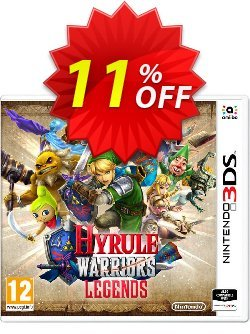 Hyrule Warriors Legends 3DS - Game Code Coupon discount Hyrule Warriors Legends 3DS - Game Code Deal - Hyrule Warriors Legends 3DS - Game Code Exclusive Easter Sale offer for iVoicesoft