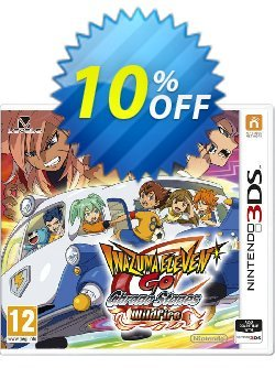 Inazuma Eleven GO Chrono Stones: Wildfire 3DS - Game Code Coupon discount Inazuma Eleven GO Chrono Stones: Wildfire 3DS - Game Code Deal - Inazuma Eleven GO Chrono Stones: Wildfire 3DS - Game Code Exclusive Easter Sale offer for iVoicesoft