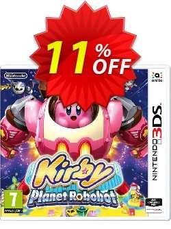Kirby Planet Robobot 3DS - Game Code Coupon discount Kirby Planet Robobot 3DS - Game Code Deal - Kirby Planet Robobot 3DS - Game Code Exclusive Easter Sale offer for iVoicesoft