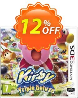 Kirby: Triple Deluxe 3DS - Game Code Coupon discount Kirby: Triple Deluxe 3DS - Game Code Deal - Kirby: Triple Deluxe 3DS - Game Code Exclusive Easter Sale offer for iVoicesoft