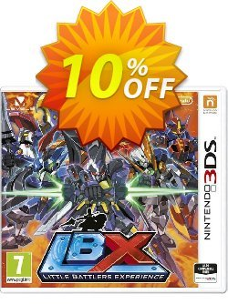 Little Battlers Experience 3DS - Game Code Coupon discount Little Battlers Experience 3DS - Game Code Deal - Little Battlers Experience 3DS - Game Code Exclusive Easter Sale offer for iVoicesoft