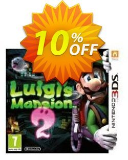 Luigi's Mansion 2: Dark Moon 3DS - Game Code Coupon discount Luigi's Mansion 2: Dark Moon 3DS - Game Code Deal - Luigi's Mansion 2: Dark Moon 3DS - Game Code Exclusive Easter Sale offer for iVoicesoft