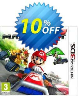 Mario Kart 7 3DS - Game Code Coupon discount Mario Kart 7 3DS - Game Code Deal - Mario Kart 7 3DS - Game Code Exclusive Easter Sale offer for iVoicesoft