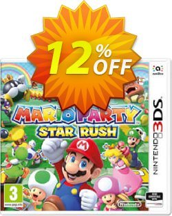 Mario Party Star Rush 3DS - Game Code Coupon discount Mario Party Star Rush 3DS - Game Code Deal - Mario Party Star Rush 3DS - Game Code Exclusive Easter Sale offer for iVoicesoft