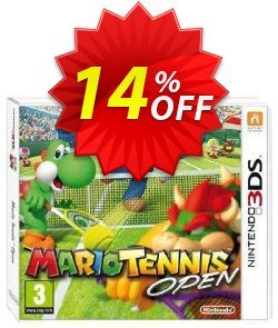 Mario Tennis Open 3DS - Game Code Coupon discount Mario Tennis Open 3DS - Game Code Deal - Mario Tennis Open 3DS - Game Code Exclusive Easter Sale offer for iVoicesoft