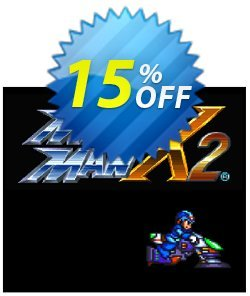 Mega Man X2 3DS - Game Code - ENG  Coupon discount Mega Man X2 3DS - Game Code (ENG) Deal - Mega Man X2 3DS - Game Code (ENG) Exclusive Easter Sale offer for iVoicesoft