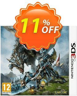 Monster Hunter 3 Ultimate 3DS - Game Code Coupon discount Monster Hunter 3 Ultimate 3DS - Game Code Deal - Monster Hunter 3 Ultimate 3DS - Game Code Exclusive Easter Sale offer for iVoicesoft