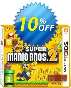New Super Mario Bros: 2 3DS - Game Code Coupon discount New Super Mario Bros: 2 3DS - Game Code Deal - New Super Mario Bros: 2 3DS - Game Code Exclusive Easter Sale offer for iVoicesoft