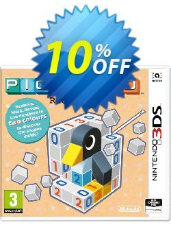 Picross 3D: Round 2 3DS - Game Code Coupon discount Picross 3D: Round 2 3DS - Game Code Deal - Picross 3D: Round 2 3DS - Game Code Exclusive Easter Sale offer for iVoicesoft