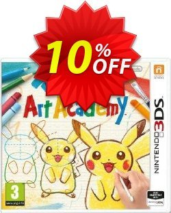 Pokémon Art Academy 3DS - Game Code Coupon discount Pokémon Art Academy 3DS - Game Code Deal - Pokémon Art Academy 3DS - Game Code Exclusive Easter Sale offer for iVoicesoft