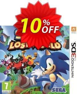 Sonic Lost World 3DS - Game Code Coupon discount Sonic Lost World 3DS - Game Code Deal. Promotion: Sonic Lost World 3DS - Game Code Exclusive Easter Sale offer for iVoicesoft