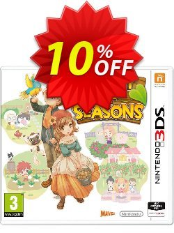 Story of Seasons 3DS - Game Code Coupon discount Story of Seasons 3DS - Game Code Deal - Story of Seasons 3DS - Game Code Exclusive Easter Sale offer for iVoicesoft