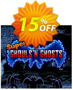 Super Ghouls´n Ghost 3DS - Game Code - ENG  Coupon discount Super Ghouls´n Ghost 3DS - Game Code (ENG) Deal. Promotion: Super Ghouls´n Ghost 3DS - Game Code (ENG) Exclusive Easter Sale offer for iVoicesoft