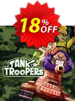 Tank Troopers 3DS - Game Code Coupon discount Tank Troopers 3DS - Game Code Deal - Tank Troopers 3DS - Game Code Exclusive Easter Sale offer for iVoicesoft