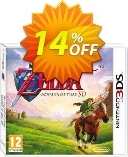 The Legend of Zelda: Ocarina of Time 3D 3DS - Game Code Coupon discount The Legend of Zelda: Ocarina of Time 3D 3DS - Game Code Deal - The Legend of Zelda: Ocarina of Time 3D 3DS - Game Code Exclusive Easter Sale offer for iVoicesoft