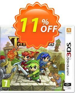 The Legend Of Zelda Tri Force Heroes 3DS - Game Code Coupon discount The Legend Of Zelda Tri Force Heroes 3DS - Game Code Deal - The Legend Of Zelda Tri Force Heroes 3DS - Game Code Exclusive Easter Sale offer for iVoicesoft