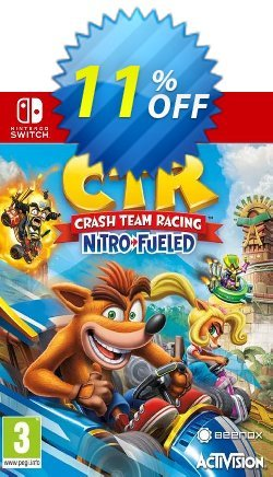 Crash Team Racing - Nitro Fueled Switch - EU  Coupon discount Crash Team Racing - Nitro Fueled Switch (EU) Deal. Promotion: Crash Team Racing - Nitro Fueled Switch (EU) Exclusive Easter Sale offer for iVoicesoft