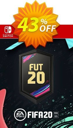 FIFA 20 - Gold Pack DLC Switch - EU  Coupon discount FIFA 20 - Gold Pack DLC Switch (EU) Deal - FIFA 20 - Gold Pack DLC Switch (EU) Exclusive Easter Sale offer for iVoicesoft