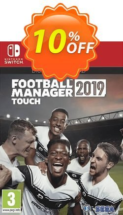 Football Manager Touch 2019 Switch - EU  Coupon discount Football Manager Touch 2021 Switch (EU) Deal - Football Manager Touch 2021 Switch (EU) Exclusive Easter Sale offer for iVoicesoft