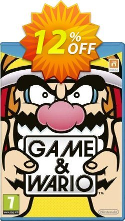 Game and Wario Nintendo Wii U - Game Code Coupon discount Game and Wario Nintendo Wii U - Game Code Deal - Game and Wario Nintendo Wii U - Game Code Exclusive Easter Sale offer for iVoicesoft