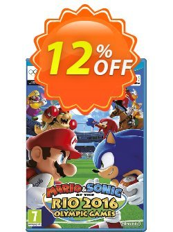 Mario and Sonic at the Rio 2016 Olympic Games 2016 Wii U - Game Code Coupon discount Mario and Sonic at the Rio 2016 Olympic Games 2016 Wii U - Game Code Deal - Mario and Sonic at the Rio 2016 Olympic Games 2016 Wii U - Game Code Exclusive Easter Sale offer for iVoicesoft