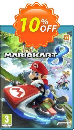 Mario Kart 8 Nintendo Wii U - Game Code Coupon discount Mario Kart 8 Nintendo Wii U - Game Code Deal - Mario Kart 8 Nintendo Wii U - Game Code Exclusive Easter Sale offer for iVoicesoft