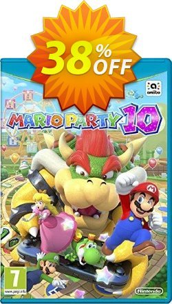 Mario Party 10 Nintendo Wii U - Game Code Coupon discount Mario Party 10 Nintendo Wii U - Game Code Deal - Mario Party 10 Nintendo Wii U - Game Code Exclusive Easter Sale offer for iVoicesoft