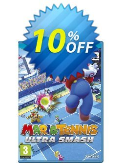 Mario Tennis Ultra Smash Wii U - Game Code Coupon discount Mario Tennis Ultra Smash Wii U - Game Code Deal - Mario Tennis Ultra Smash Wii U - Game Code Exclusive Easter Sale offer for iVoicesoft