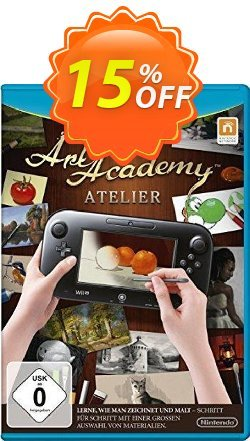 Art Academy Atelier Wii U - Game Code Coupon discount Art Academy Atelier Wii U - Game Code Deal. Promotion: Art Academy Atelier Wii U - Game Code Exclusive Easter Sale offer for iVoicesoft